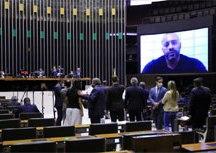 Votação ficou em 364 a 130 pela manutenção da decisão do STF. Foto: Michel Jesus/Câmara dos Deputados