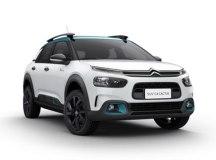 Citroën apresenta série limitada do C4 Cactus em parceria com a grife Rip Curl
