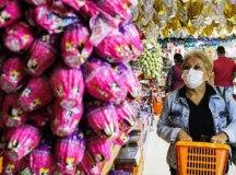 Varejo do ABC prevê alta de até 15% nas vendas de produtos da Páscoa