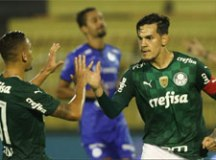 Com um a menos, Palmeiras empata com o São Bento em Volta Redonda