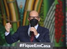 Dimas Covas: 'pasta da Saúde precisa ser seja dirigida por quem entenda a pandemia'. Foto: Governo do Estado de SP