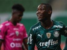 Palmeiras atropela Independiente Del Valle e conquista 2ª vitória
