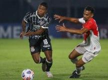 Corinthians empata com River Plate do Paraguai em estreia na Sul-Americana
