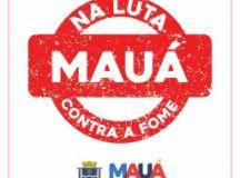 Mauá lança campanha de arrecadação de alimentos para combater a fome. Foto: Divulgação