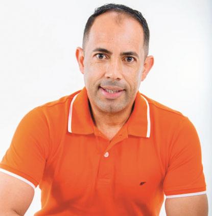 """Joilson Santos: """"vota projetos com coerência e não pela vontade da diretoria do partido"""". Foto: Reprodução Facebook"""