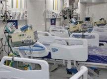Com aumento de casos, posto de saúde vira UTI de covid. Foto: Rogero Santana/Governo do Rio de Janeiro