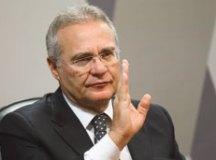 Justiça Federal barra Renan da relatoria da CPI da Covid. Foto: Marcelo Camargo/Agência Brasil