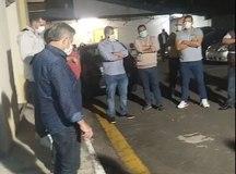 Prefeitura de Diadema é notificada pelo Estado sobre fechamento do IML; vereadores lavram BO contra a medida. Foto: Reprodução/Facebook