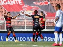 Em jogo de 'dois dias', Santo André sofre goleada e é eliminado do Troféu do Interior
