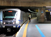Metroviários de SP entram em greve a partir da meia-noite desta quarta-feira