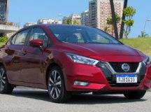 Versão Exclusive é a que melhor expressa a evolução da nova geração do Nissan Versa