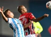 São Paulo segura empate na Argentina e mantém liderança na Libertadores