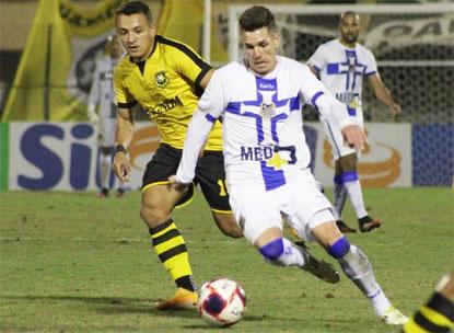Água Santa e São Bernardo FC se enfrentam no Canindé em busca da taça