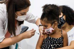 Apenas 31,8% das crianças do município foram vacinadas até o momento.Foto: Letícia Teixeira / PMSCS