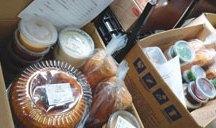 Entidade que atende crianças e jovens prepara cestas de produtos típicos dos festejos de junho. Foto: Divulgação