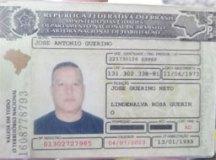 Segundo a polícia, Guerino estava em um bar no bairro Jardim Campanário, jogando baralho, quando quatro homens chegaram armados e efetuaram os disparos de fuzil. Foto: Reprodução
