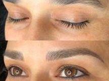 Especialista afirma que é possível conseguir harmonização facial por meio de sobrancelhas que respeitam a simetria do rosto e o perfil de cada pessoa. Foto: Divulgação