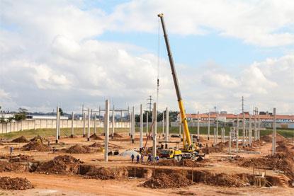 Joanin inicia construção de centro de distribuição em São Bernardo
