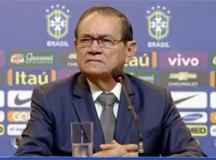 Presidente interino da CBF, Coronel Nunes diz que vai manter Tite na seleção