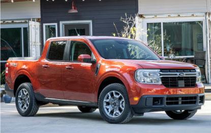 Ford revive nome Maverick para sua nova picape, que deve vir ao Brasil em 2022
