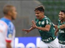 Em grande jogo, Palmeiras vira sobre o Bahia com gol nos acréscimos
