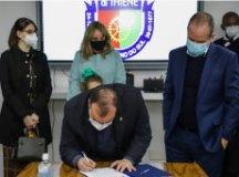 Campanella empossa Thiago Tortorello como novo secretário de Desenvolvimento