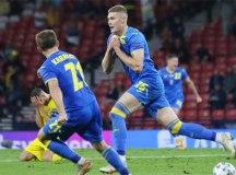 Ucrânia bate a Suécia com gol nos acréscimos da prorrogação e avança na Euro
