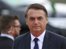 Bolsonaro diz agora que quem decide sobre uso de máscaras é prefeito e governador. Foto: Agência Brasil