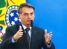 Governo Bolsonaro faz revisão a portas fechadas do Plano de Direitos Humanos. Foto: Antonio Cruz/Agência Brasil