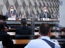 CPI da Covid consegue 27 assinaturas pela prorrogação dos trabalhos, diz Randolfe. Foto: Edilson Rodrigues/Agência Senado
