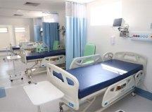 Atual gestão ampliou o atendimento da saúde pública implantando mais 30 leitos de UTI, 22 de enfermaria e 44 de suporte ventilatório. Foto: Divulgação/PMM