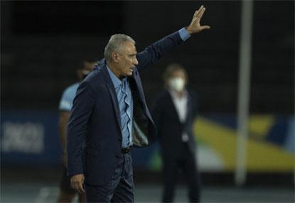 Tite mantém indefinição sobre goleiro e ataque da seleção brasileira
