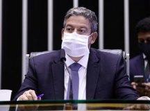 Lira defendeu que não há condições de o impeachment de Bolsonaro ser aprovado. Foto: Maryanna Oliveira/Câmara dos Deputados