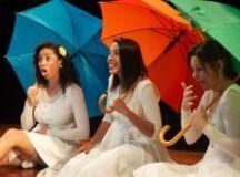 A peça é interativa, estimulando a participação das crianças e adolescentes. Foto: Divulgação/Ipam