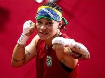 Beatriz Ferreira derrota finlandesa e vai disputar o ouro no boxe em Tóquio