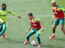 Abel garante presença de Weverton em decisão contra o São Paulo na Libertadores