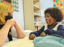 A partir desta semana, estudantes do Infantil ao Fundamental I terão atividades presenciais de segunda a quinta-feira. Foto: Divulgação/PMETRP