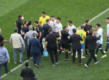 Anvisa interrompe Brasil x Argentina, argentinos desistem e jogo é suspenso