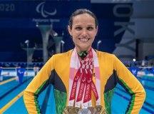 Brasil encerra participação na Paralimpíada com sua melhor campanha da história