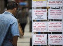 Taxa de desemprego recua para 14,1% em junho