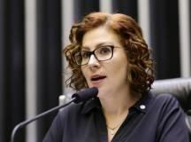 Após depoimento à PF, Carla Zambelli diz que dia 7 vai à Paulista. Foto: Michel Jesus/Câmara dos Deputados