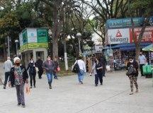 Prefeitos da região prorrogam restrições à abertura do comércio até 30 de setembro. Foto: Cleide Carvalho especial para o DR