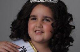 Miss São Paulo tem representante de São Bernardo na categoria Mini. Foto: Divulgação