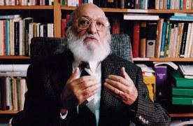 No centenário de Paulo Freire, Columbia anuncia evento. Foto: Reprodução Instituto Paulo Freire/Agência Senado