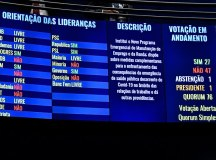 Em derrota para governo, Senado rejeita nova reforma trabalhista. foto: Waldemir Barreto/Agência Brasil