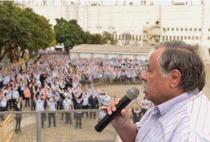 TRT considera greve na GM S.Caetano não abusiva, mas determina volta ao trabalho