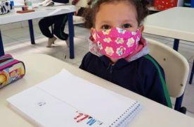 Volta às aulas presenciais é considerada adequada por especialistas. Foto: Divulgação/PMETRP