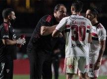 Ceni fala em 'relação eterna' com São Paulo e diz que manteria Crespo no comando