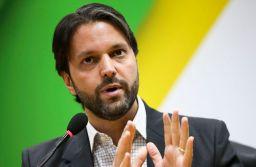 Alexandre Baldy deixa a Secretaria de Transportes Metropolitanos de SP. Foto: Marcelo Camargo/Agência Brasil