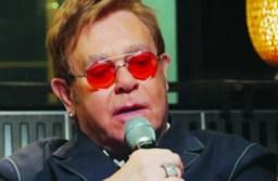 Elton John lança álbum feito na pandemia. Foto: Reprodução Instagram